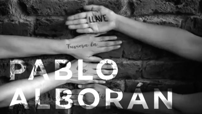 """""""LA LLAVE"""" PABLO ALBORÁN"""