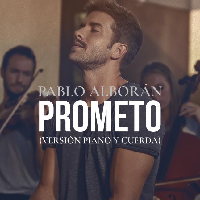 """PROMETO"" PABLO ALBORÁN"