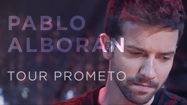 TOUR PROMETO PABLO ALBORÁN