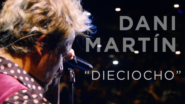 """DANI MARTÍN – """"DIECIOCHO"""""""