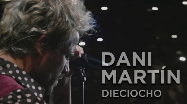 DANI MARTÍN – «DIECIOCHO»