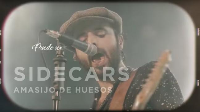 SIDECARS – AMASIJO DE HUESOS