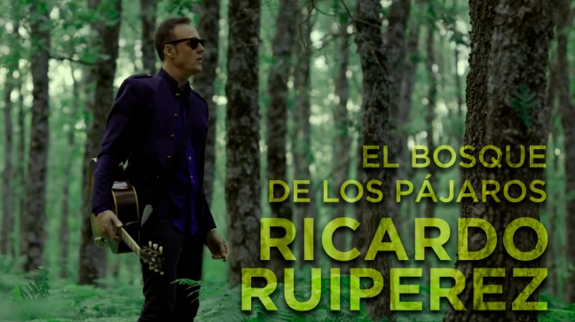 RICARDO RUIPEREZ – EL BOSQUE DE LOS PÁJAROS