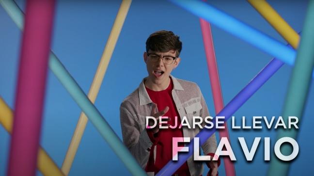 FLAVIO – DEJARSE LLEVAR