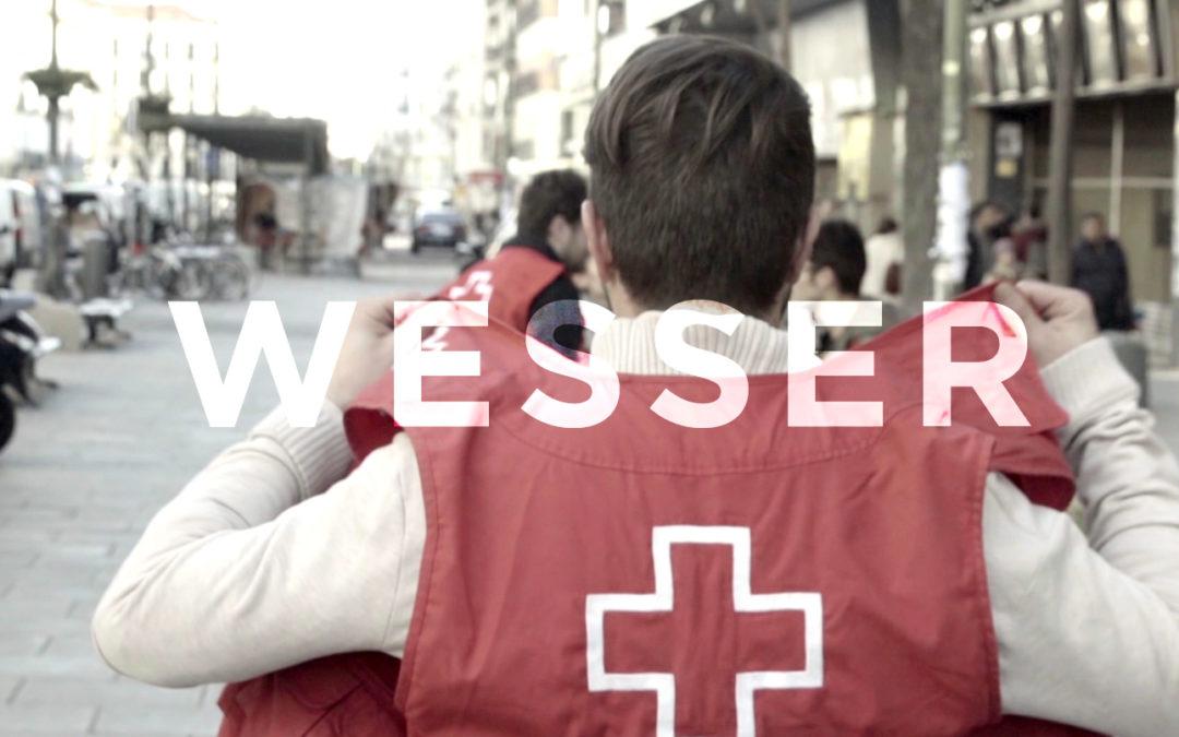 WESSER AND PARTNER – HAY SUEÑOS QUE SOLO VIVIRÁS EN ESTE TRABAJO