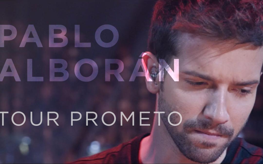 Tour Prometo – Pablo Alborán