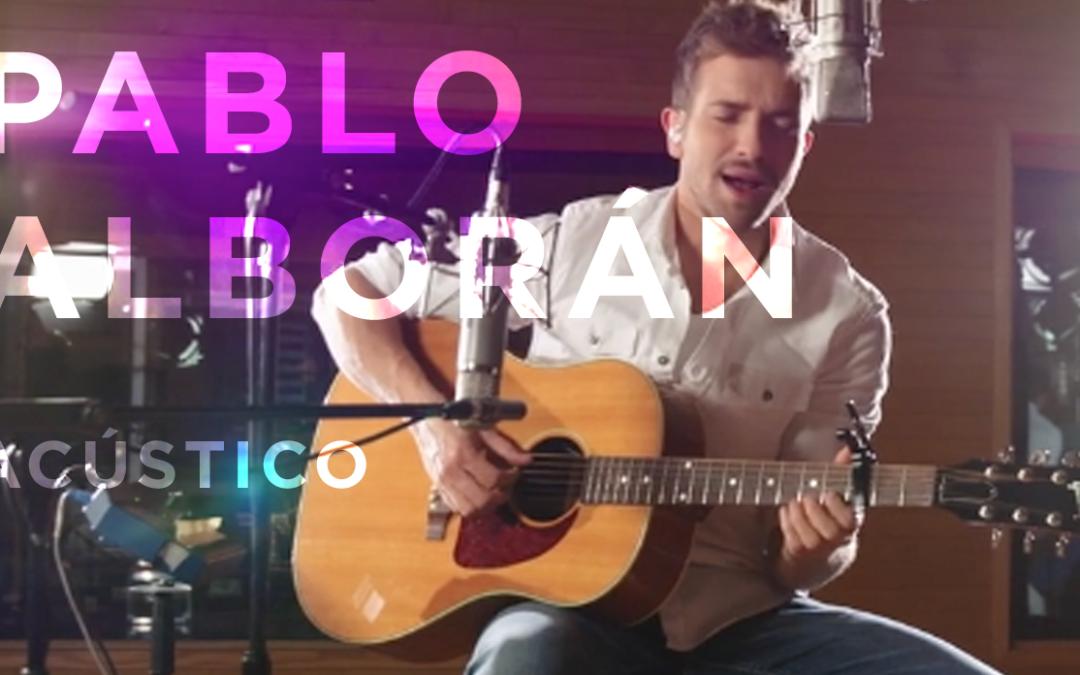Pablo Alborán – Acústicos