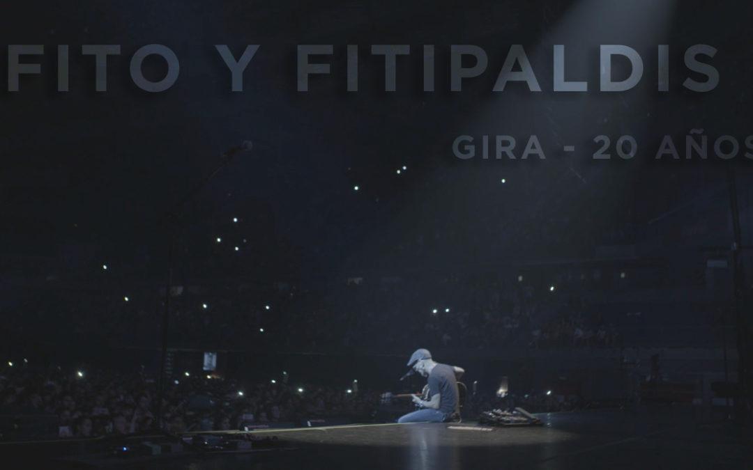 Fito y Fitipaldis – 20 años