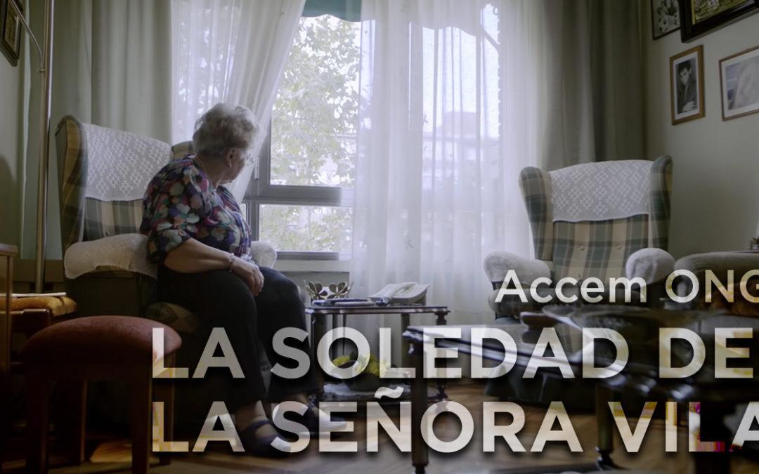 La Soledad de la Señora Vila – ONG ACCEM
