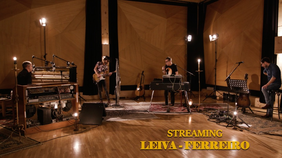 STREAMING – LEIVA Y FERREIRO