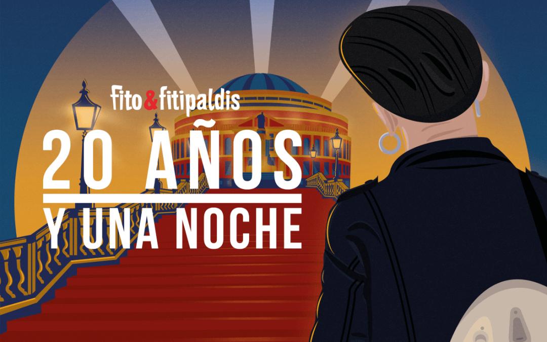 Fito&Fitipaldis – 20 Años y Una Noche