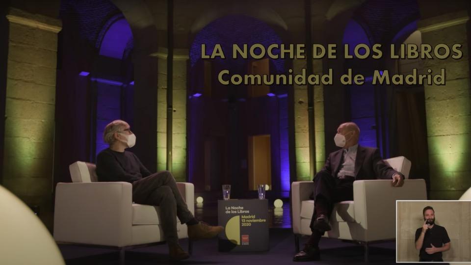 La Noche de los Libros – Comunidad de Madrid